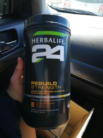 Herbalife Rebuild Strength
