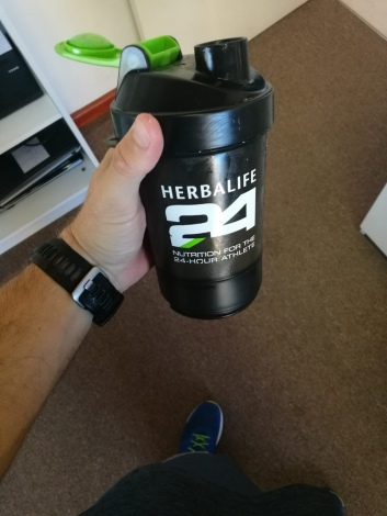 Herbalife CR7 Drive in Shaker