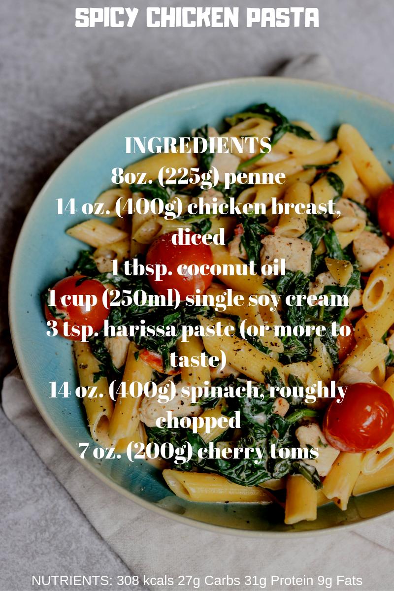 Recipe #8 Info